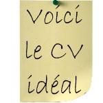 CV idéal - recherche emploi