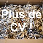Candidature sans CV